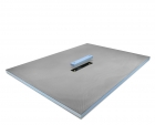 Image for ProWarm Wet Room Tray - Linear Centre Drain - 1600mm x 900mm  - LINEARCENTREDRAIN1600X900