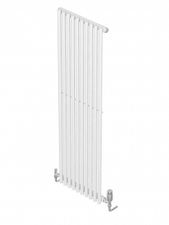 Quinn Plaza V10 Single Vertical Radiator