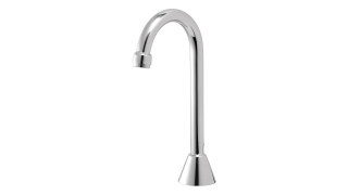 Rada SP WHD110 Deck Mounted Basin Spout - High 1.1503.728
