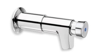 Rada T1 145 Timed Flow Bib Tap - Extended (Hot or Cold) 2.1762.058
