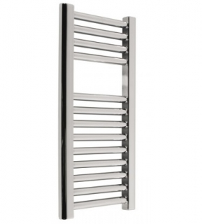 Radox Premier Slimline Towel Rail - Chrome