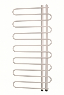 Radox Tiberis Designer Towel Rails - White