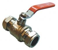 Red Compression Lever Valves