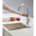 Image for Redring RediTap Hot & Cold Vented Chrome Tap