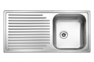 Reginox Comfort Duchess Stainless Steel Inset Kitchen Sink
