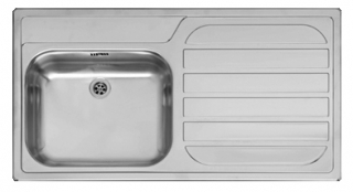 Reginox Duke 10BA Kitchen Sink