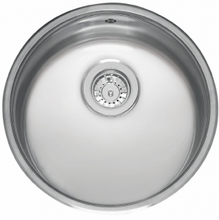 Reginox Comfort L18390OKG Stainless Steel Integrated Kitchen Sink