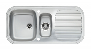 Reginox Prince s1.5 Kitchen Sink