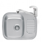 Reginox Comfort Regidrain Kitchen Sink with Zambesi Tap