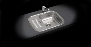 Reginox Comfort Regidrain Kitchen Sink