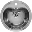 Reginox Commercial Atlantis Stainless Steel Inset Sink With Overflow