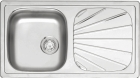 Reginox Commercial BETA10BAPKG-H Stainless Steel Inset Sink