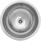 Reginox Commercial Caribbean Stainless Steel Integrated Sink With Overflow