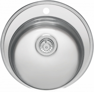 Reginox Commercial Moscow Stainless Steel Inset Sink