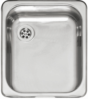 Reginox Commercial R183530SP-H Stainless Steel Inset Sink