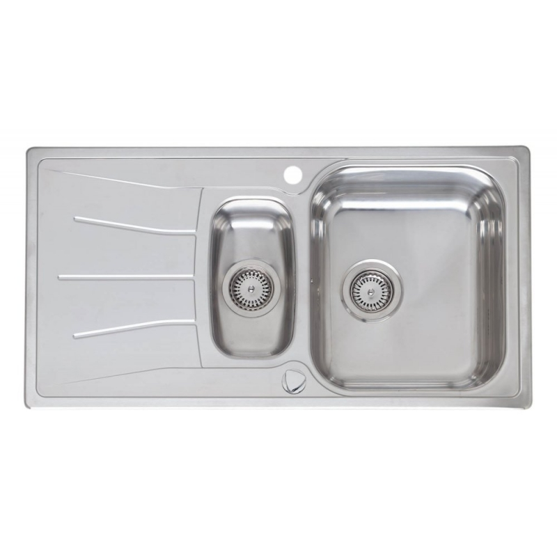 ... Diplomat 1.5 Stainless Steel Inset Kitchen Sink Kitchen Sink