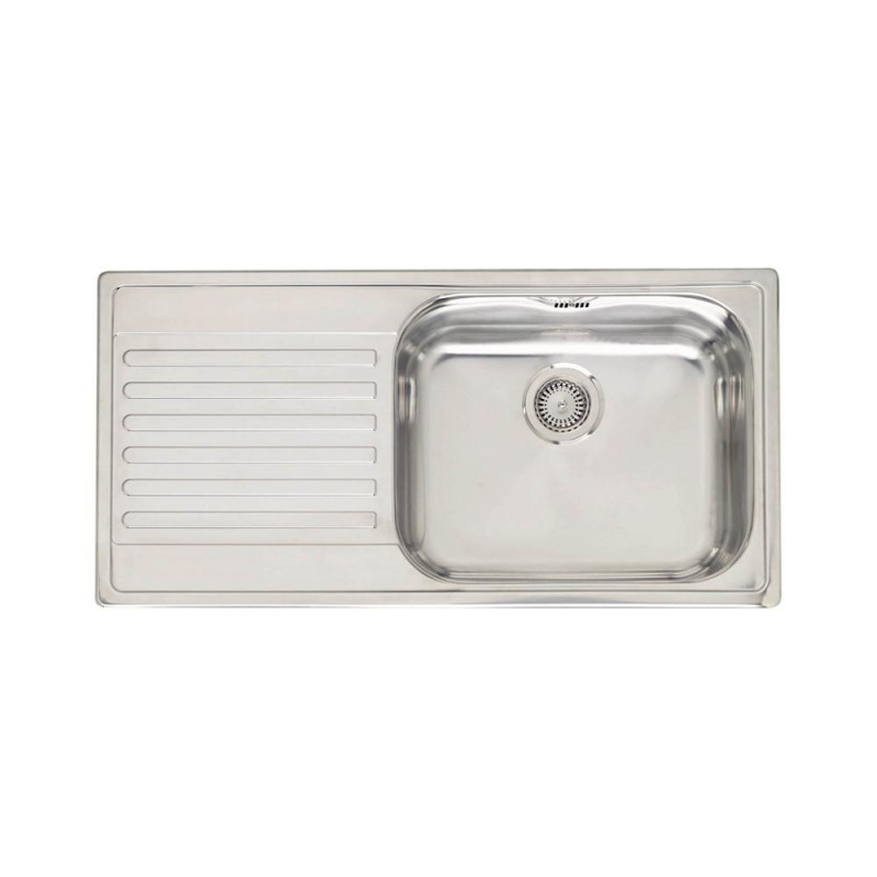 ... Minister 10 Stainless Steel Inset Kitchen Sink LH Kitchen Sink
