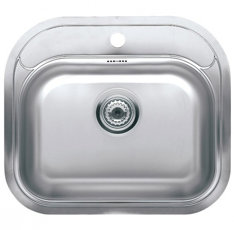 ... Orlando Stainless Steel Integrated Kitchen Sink Kitchen Sink