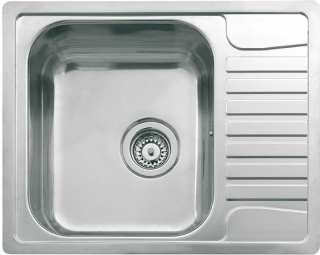 Reginox Elite Admiral R40 Stainless Steel Inset Kitchen Sink