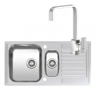 Reginox Elite Centurio R1.5 Kitchen Sink with Astoria Tap