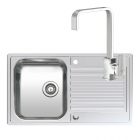 Reginox Elite Centurio R10 Kitchen Sink with Astoria Tap