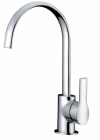 Reginox Lissini Single Lever Chrome Mixer Kitchen Tap