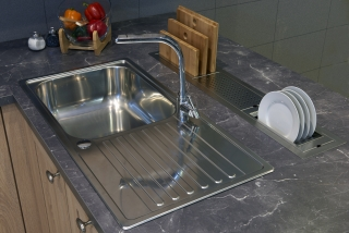 Reginox Manhattan 100cm Inset Kitchen Sink R1603