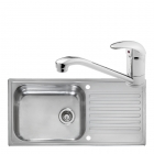 Reginox Minister Reversible Kitchen Sink With Zambesi Tap