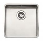 Image for Reginox Ohio 40x40 Integrated Stainless Steel Kitchen Sink OHIO40X40-L