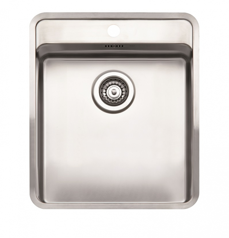 Integrated Kitchen Sink : ... Ohio 40x40 Tapwing Integrated Stainless Steel Kitchen Sink Sinks