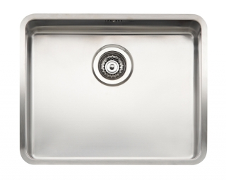 Reginox Ohio 50x40 Integrated Stainless Steel Kitchen Sink