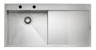 Reginox Ontario 10 Integrated Stainless Steel Kitchen Sink