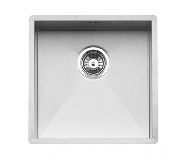 Integrated Kitchen Sink : ... Ontario 40x40 Integrated Stainless Steel Kitchen Sink Kitchen Sink