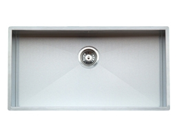 Reginox Ontario 80x40 Integrated Stainless Steel Kitchen Sink