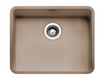 Reginox Regi Color Ohio 50x40 Kitchen Sink Sahara Sand