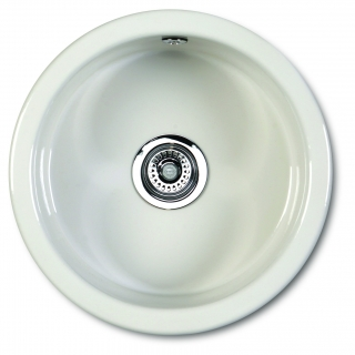 Reginox Round Classic Regi-Ceramic Kitchen Sink