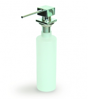 Reginox Square Soap Dispenser for Elleci Vector and Quadra Sinks