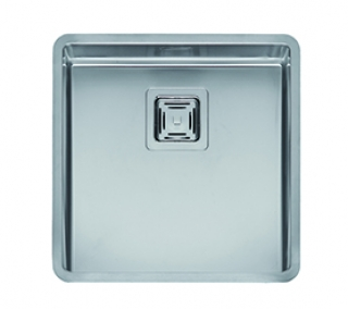 Reginox Texas 40x40 Integrated Stainless Steel Kitchen Sink