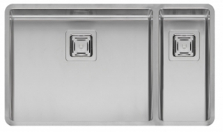 Reginox Texas 50x40+18x40 Integrated Stainless Steel Kitchen Sink