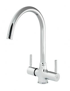 Reginox Thames Chrome Kitchen Tap