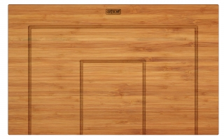 Reginox Wooden Chopping Board for Elleci Sirex and Smart Sinks