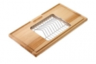 Reginox Wooden Cuttingboard With Dish Holder S3105 Product Image