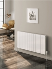 Image for Reina Casina Horizontal 600mm x 1420mm Radiator White - A-CSN060142WD