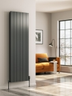Image for Reina Casina Vertical 1800mm x 470mm Radiator Anthracite - A-CSN180047AD