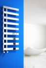 Image for Reina Florina Vertical Designer Towel Rail - 1235mm x 500mm - Chrome - RND-FR5120
