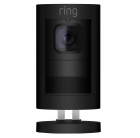 Image for Ring Battery Powered Stick Up Camera Black