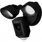 Image for Ring Wired Floodlight Security Camera Black
