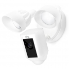 Image for Ring Wired Floodlight Security Camera White