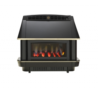 Robinson Willey Firecharm RS Black Gas Fire