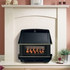 Image for Robinson Willey Firecharm RS 3.6kW Black Gas Fire with Balanced Flue - A99027
